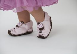 Shupeas resizable baby shoe