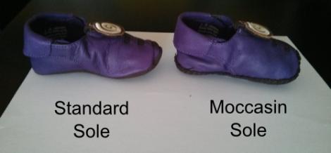 Shupeas resizable baby shoe