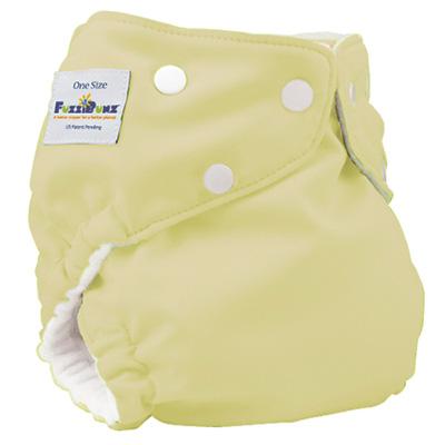 FuzziBunz Elite One Size Cloth Nappy