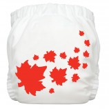 Charlie Banana One Size Cloth Nappy Maple Leaf