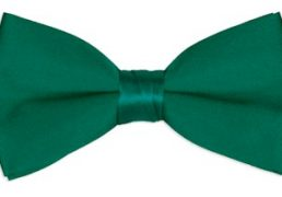 Boys Dark Green Bow Tie Ireland