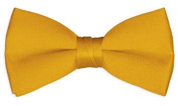 Boys Gold Bow Tie Ireland
